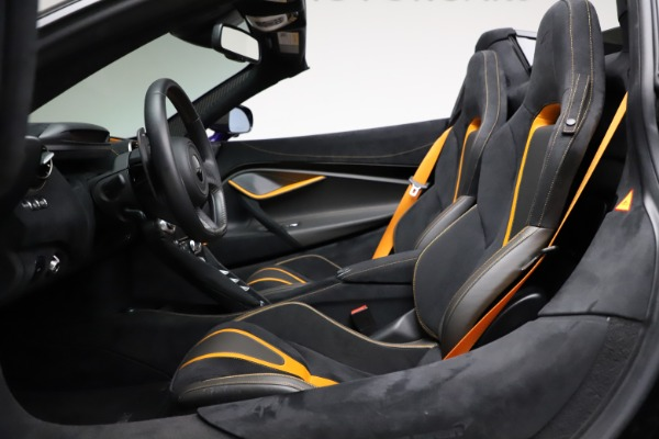 Used 2020 McLaren 720S Spider for sale $324,990 at Aston Martin of Greenwich in Greenwich CT 06830 24