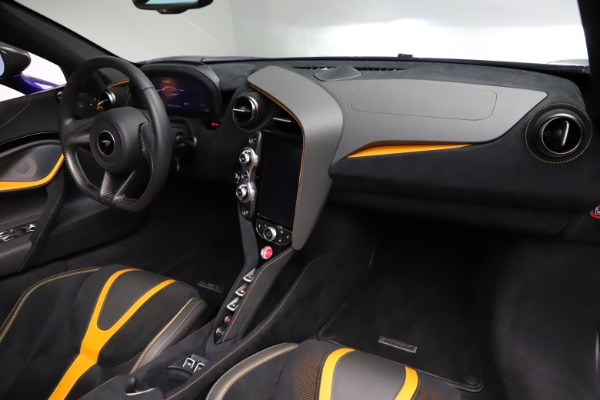 Used 2020 McLaren 720S Spider for sale $324,990 at Aston Martin of Greenwich in Greenwich CT 06830 28