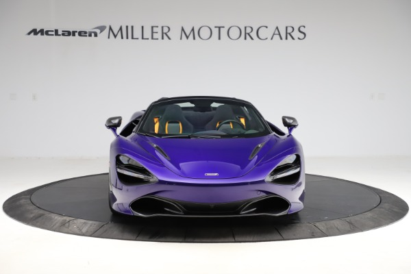 Used 2020 McLaren 720S Spider Performance for sale $324,990 at Aston Martin of Greenwich in Greenwich CT 06830 3