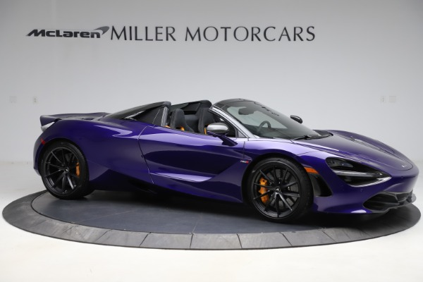 Used 2020 McLaren 720S Spider Performance for sale $324,990 at Aston Martin of Greenwich in Greenwich CT 06830 5