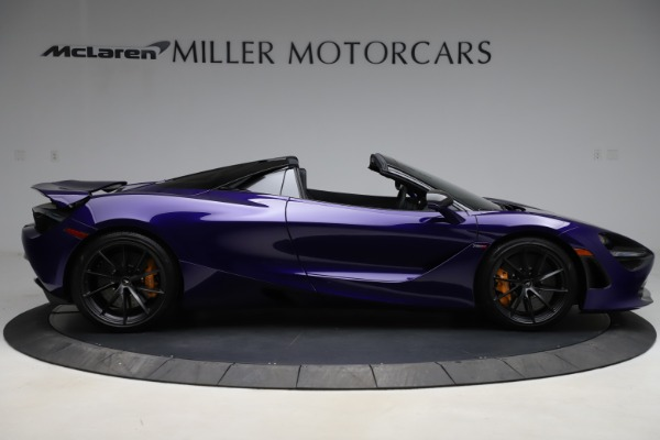 Used 2020 McLaren 720S Spider for sale $324,990 at Aston Martin of Greenwich in Greenwich CT 06830 6