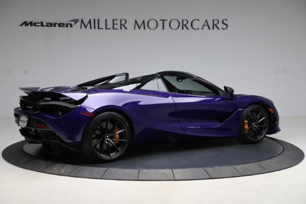 Used 2020 McLaren 720S Spider Performance for sale $324,990 at Aston Martin of Greenwich in Greenwich CT 06830 7