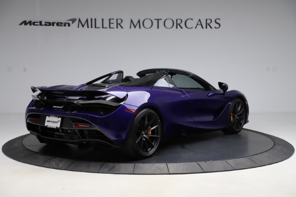 Used 2020 McLaren 720S Spider for sale $324,990 at Aston Martin of Greenwich in Greenwich CT 06830 8