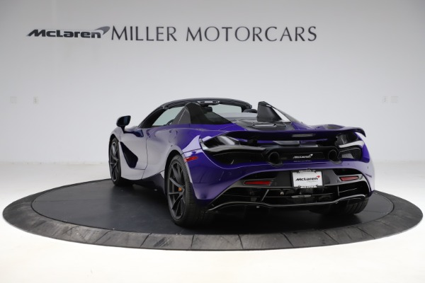 Used 2020 McLaren 720S Spider for sale $324,990 at Aston Martin of Greenwich in Greenwich CT 06830 9
