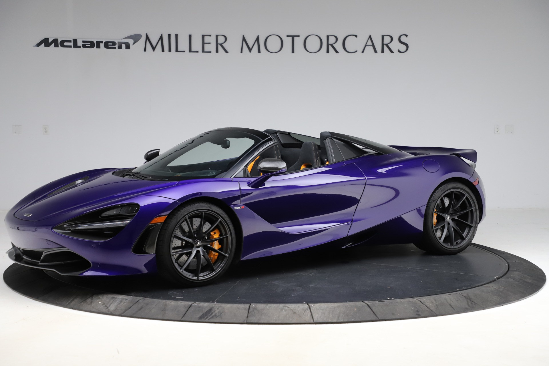 Used 2020 McLaren 720S Spider for sale $324,990 at Aston Martin of Greenwich in Greenwich CT 06830 1