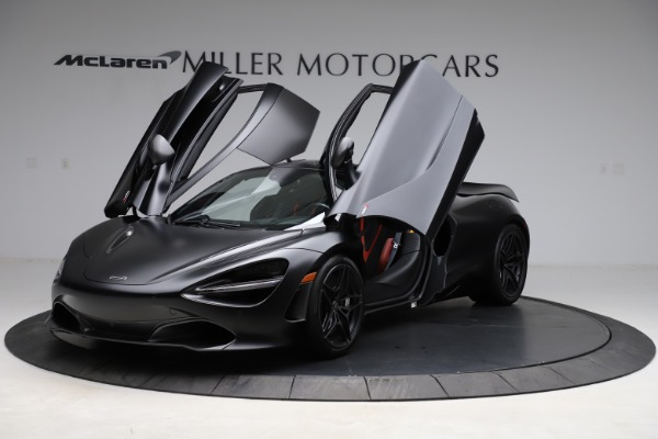 Used 2018 McLaren 720S Performance for sale $239,900 at Aston Martin of Greenwich in Greenwich CT 06830 13