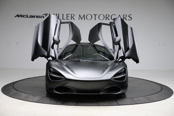 Used 2018 McLaren 720S Performance for sale $239,900 at Aston Martin of Greenwich in Greenwich CT 06830 14