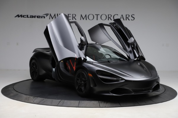 Used 2018 McLaren 720S Performance for sale $239,900 at Aston Martin of Greenwich in Greenwich CT 06830 15
