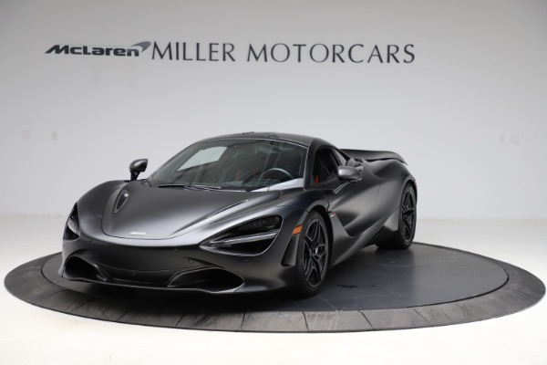 Used 2018 McLaren 720S Performance for sale $239,900 at Aston Martin of Greenwich in Greenwich CT 06830 2