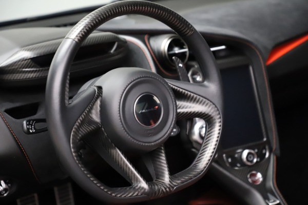 Used 2018 McLaren 720S Performance for sale $239,900 at Aston Martin of Greenwich in Greenwich CT 06830 20