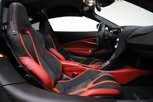 Used 2018 McLaren 720S Performance for sale $239,900 at Aston Martin of Greenwich in Greenwich CT 06830 24