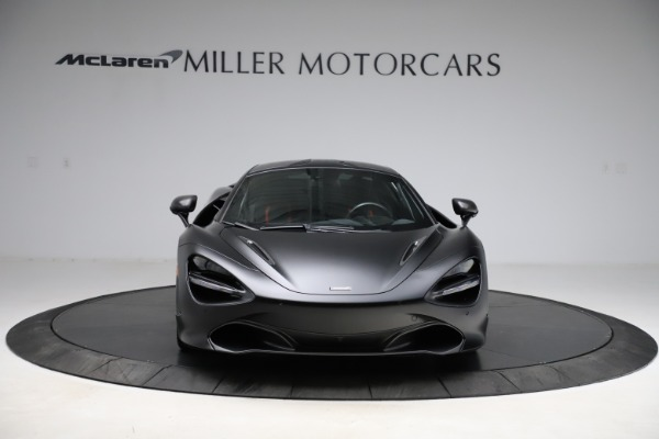 Used 2018 McLaren 720S Performance for sale $239,900 at Aston Martin of Greenwich in Greenwich CT 06830 3