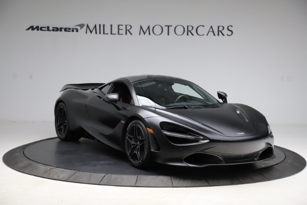 Used 2018 McLaren 720S Performance for sale $239,900 at Aston Martin of Greenwich in Greenwich CT 06830 4
