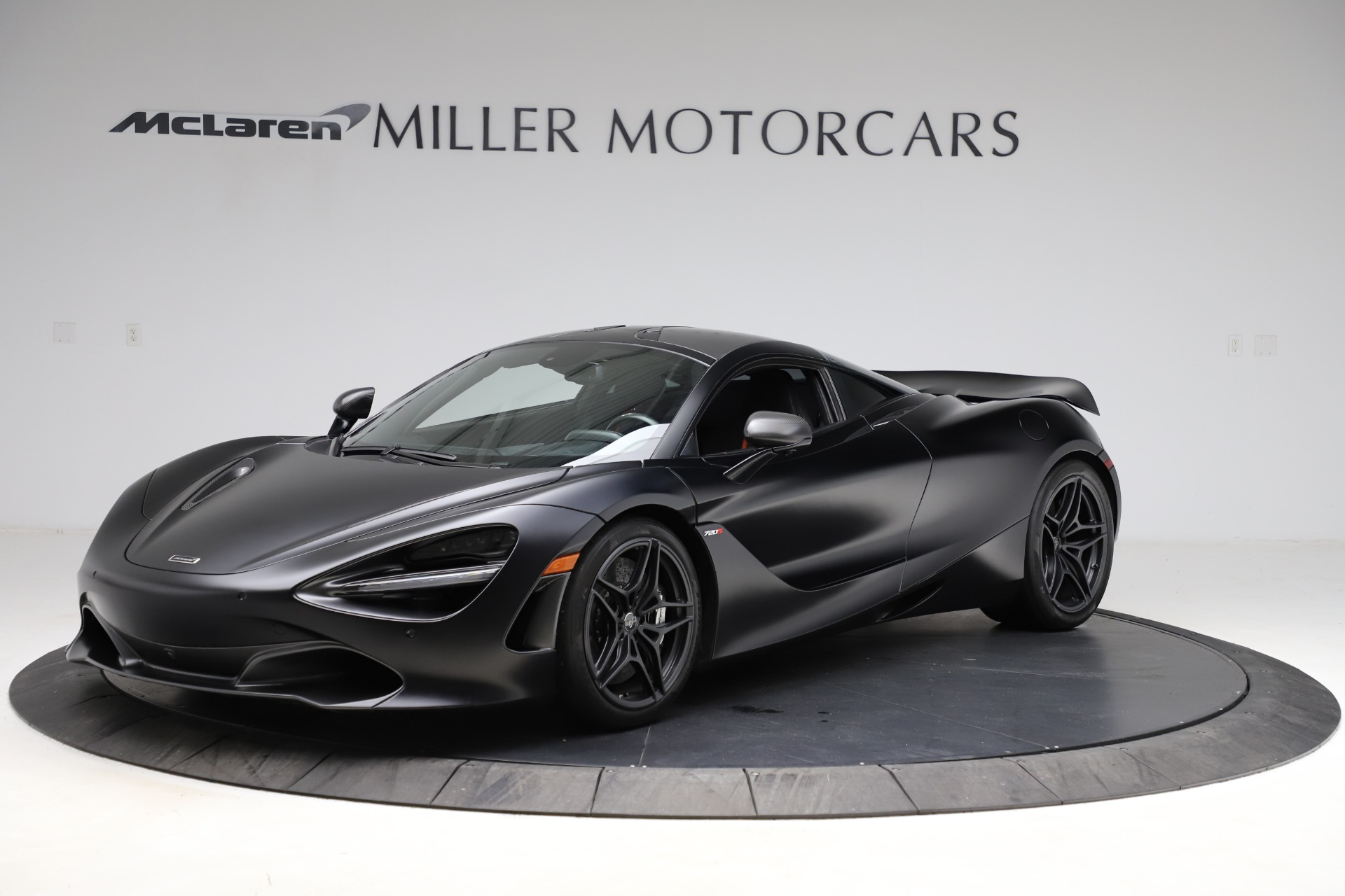 Used 2018 McLaren 720S Performance for sale $239,900 at Aston Martin of Greenwich in Greenwich CT 06830 1