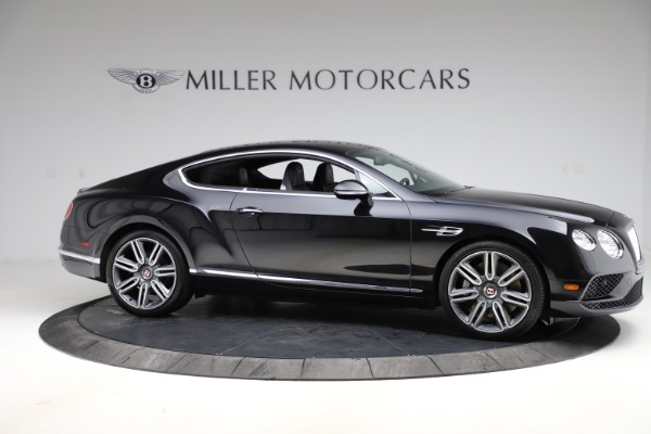 Used 2017 Bentley Continental GT V8 for sale $139,900 at Aston Martin of Greenwich in Greenwich CT 06830 10