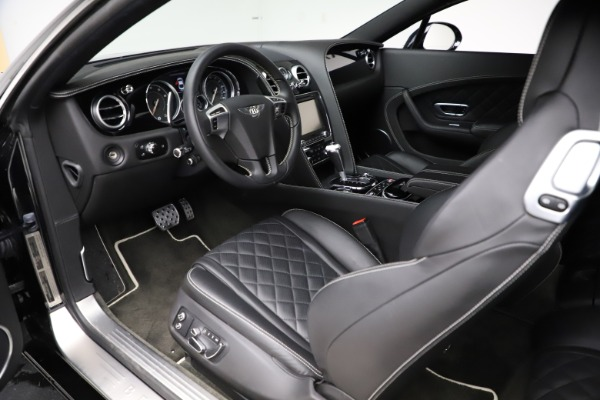 Used 2017 Bentley Continental GT V8 for sale $139,900 at Aston Martin of Greenwich in Greenwich CT 06830 17