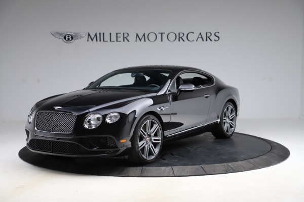 Used 2017 Bentley Continental GT V8 for sale $139,900 at Aston Martin of Greenwich in Greenwich CT 06830 2