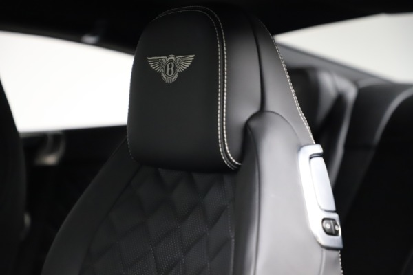 Used 2017 Bentley Continental GT V8 for sale $139,900 at Aston Martin of Greenwich in Greenwich CT 06830 20