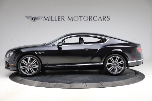 Used 2017 Bentley Continental GT V8 for sale $139,900 at Aston Martin of Greenwich in Greenwich CT 06830 3