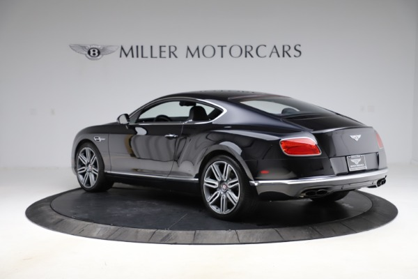 Used 2017 Bentley Continental GT V8 for sale $139,900 at Aston Martin of Greenwich in Greenwich CT 06830 5