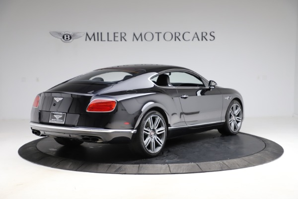 Used 2017 Bentley Continental GT V8 for sale $139,900 at Aston Martin of Greenwich in Greenwich CT 06830 8