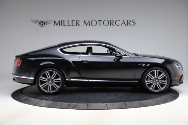 Used 2017 Bentley Continental GT V8 for sale $139,900 at Aston Martin of Greenwich in Greenwich CT 06830 9