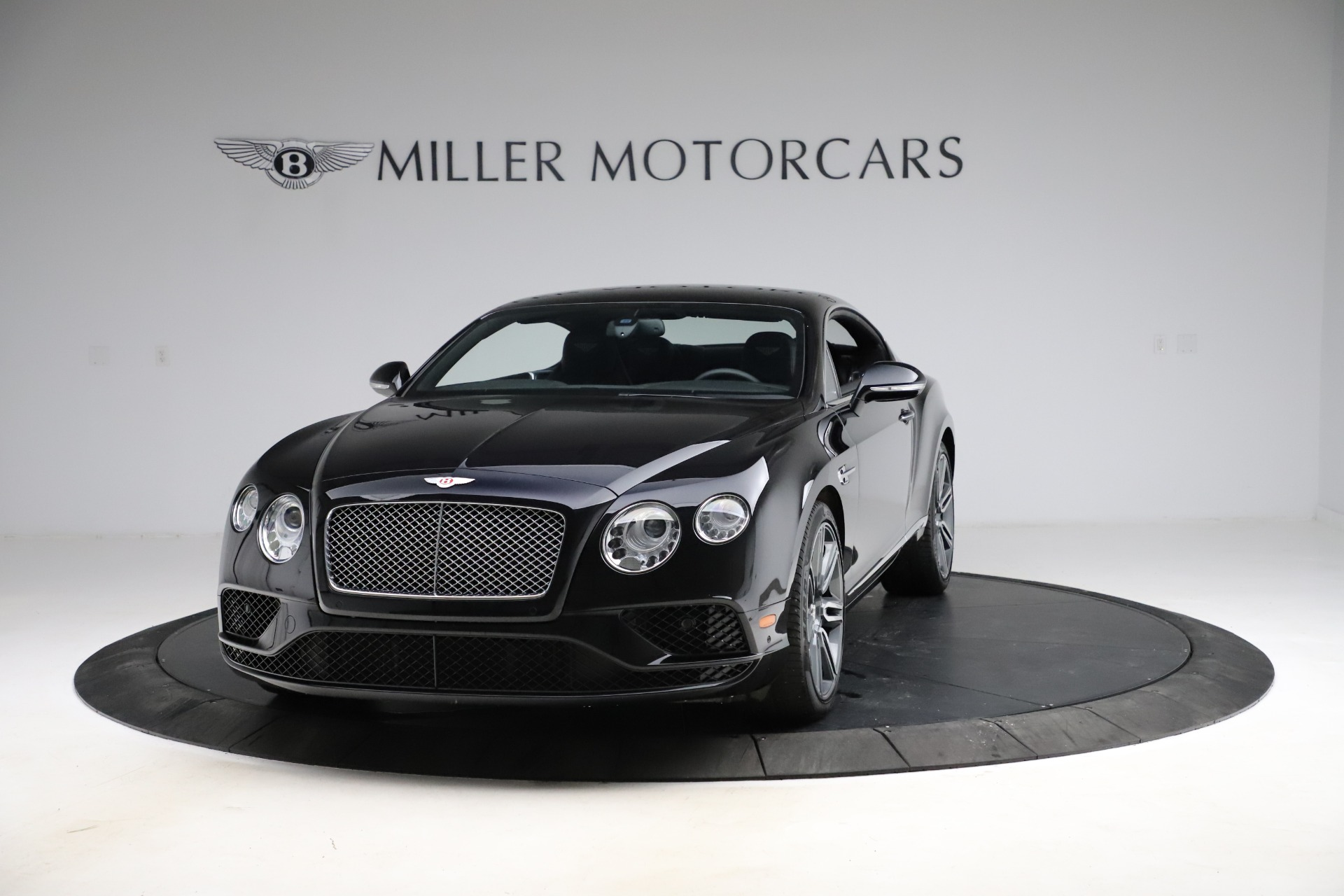 Used 2017 Bentley Continental GT V8 for sale $139,900 at Aston Martin of Greenwich in Greenwich CT 06830 1