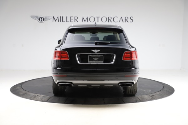 Used 2018 Bentley Bentayga W12 Signature for sale Call for price at Aston Martin of Greenwich in Greenwich CT 06830 6