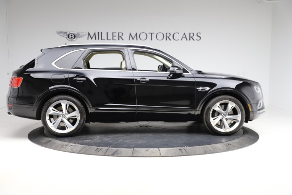 Used 2018 Bentley Bentayga W12 Signature for sale $154,900 at Aston Martin of Greenwich in Greenwich CT 06830 9