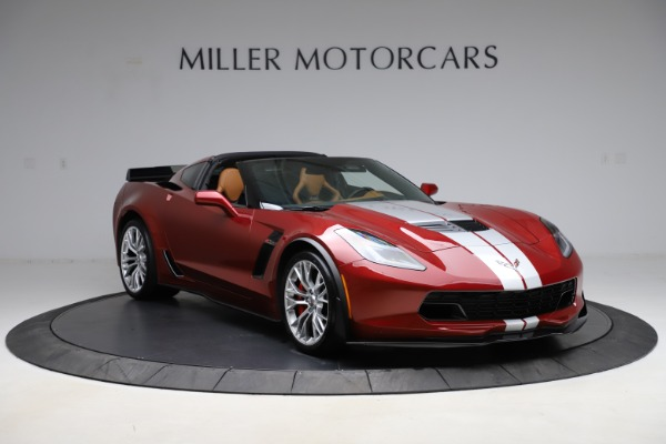 Used 2015 Chevrolet Corvette Z06 for sale $85,900 at Aston Martin of Greenwich in Greenwich CT 06830 10
