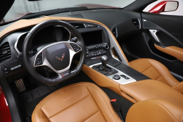 Used 2015 Chevrolet Corvette Z06 for sale $85,900 at Aston Martin of Greenwich in Greenwich CT 06830 16
