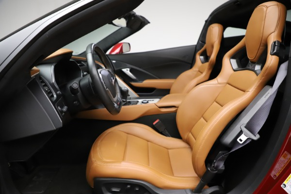 Used 2015 Chevrolet Corvette Z06 for sale $85,900 at Aston Martin of Greenwich in Greenwich CT 06830 17