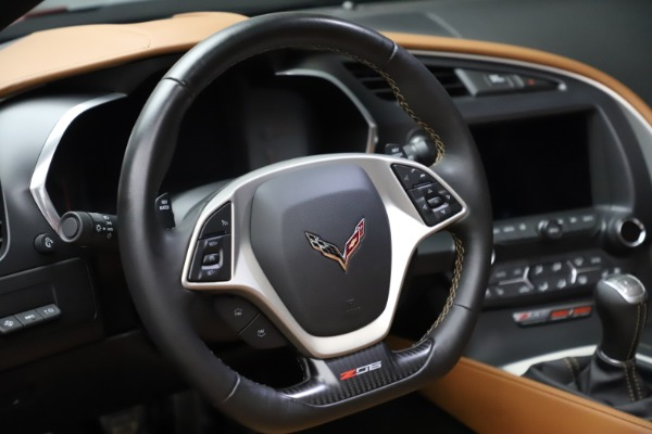 Used 2015 Chevrolet Corvette Z06 for sale $85,900 at Aston Martin of Greenwich in Greenwich CT 06830 19