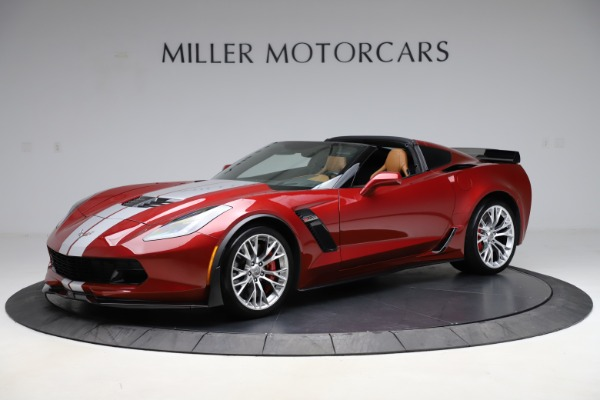 Used 2015 Chevrolet Corvette Z06 for sale $85,900 at Aston Martin of Greenwich in Greenwich CT 06830 2