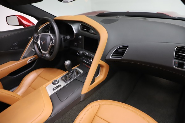 Used 2015 Chevrolet Corvette Z06 for sale $85,900 at Aston Martin of Greenwich in Greenwich CT 06830 23