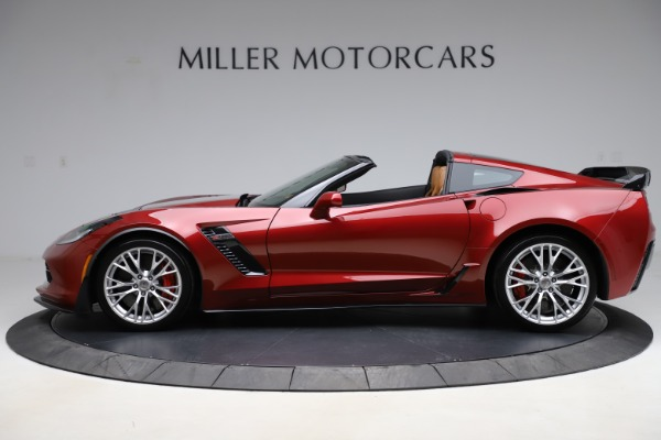 Used 2015 Chevrolet Corvette Z06 for sale $85,900 at Aston Martin of Greenwich in Greenwich CT 06830 3