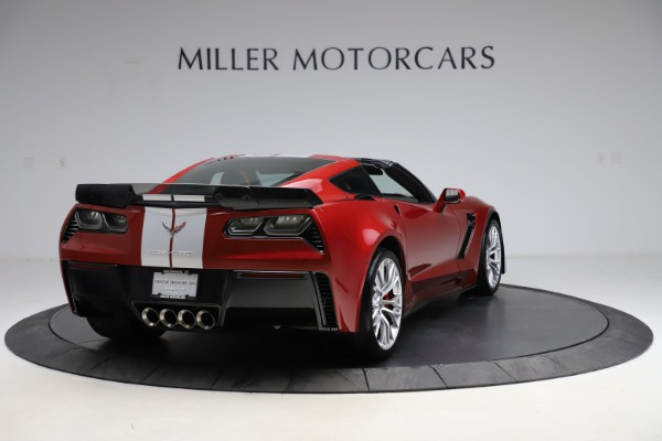 Used 2015 Chevrolet Corvette Z06 for sale $85,900 at Aston Martin of Greenwich in Greenwich CT 06830 7