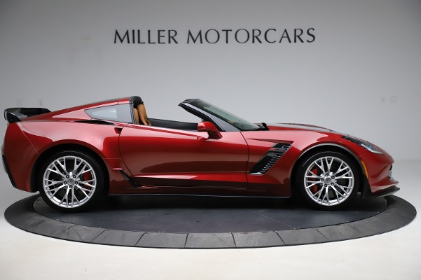 Used 2015 Chevrolet Corvette Z06 for sale $85,900 at Aston Martin of Greenwich in Greenwich CT 06830 8
