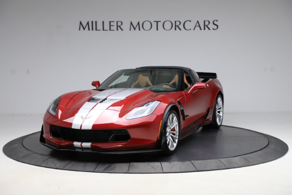 Used 2015 Chevrolet Corvette Z06 for sale $85,900 at Aston Martin of Greenwich in Greenwich CT 06830 1