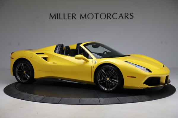 Used 2018 Ferrari 488 Spider for sale Sold at Aston Martin of Greenwich in Greenwich CT 06830 10