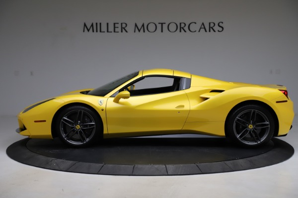 Used 2018 Ferrari 488 Spider for sale Sold at Aston Martin of Greenwich in Greenwich CT 06830 13