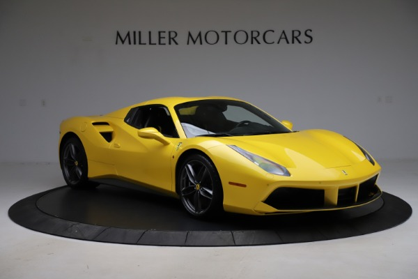 Used 2018 Ferrari 488 Spider for sale Sold at Aston Martin of Greenwich in Greenwich CT 06830 17