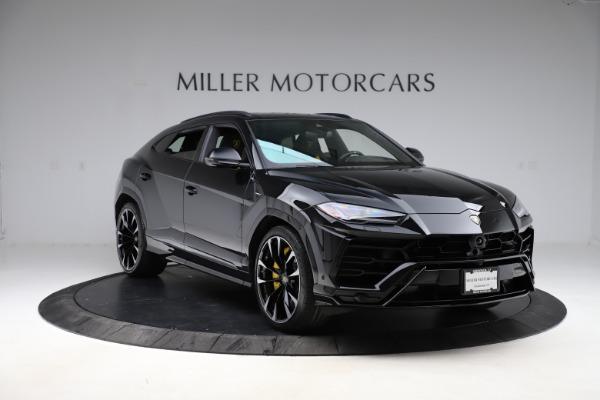 Used 2019 Lamborghini Urus for sale Call for price at Aston Martin of Greenwich in Greenwich CT 06830 11
