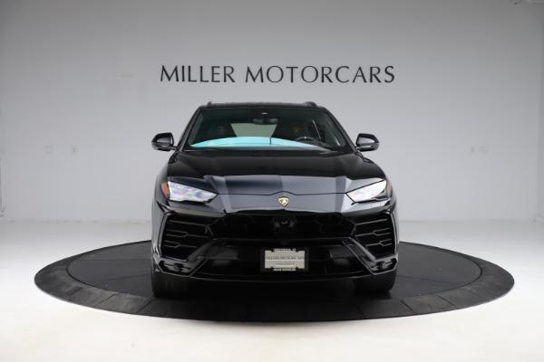 Used 2019 Lamborghini Urus for sale Call for price at Aston Martin of Greenwich in Greenwich CT 06830 12