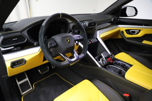 Used 2019 Lamborghini Urus for sale Call for price at Aston Martin of Greenwich in Greenwich CT 06830 13