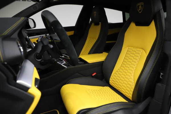 Used 2019 Lamborghini Urus for sale Call for price at Aston Martin of Greenwich in Greenwich CT 06830 15