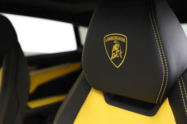 Used 2019 Lamborghini Urus for sale Call for price at Aston Martin of Greenwich in Greenwich CT 06830 17