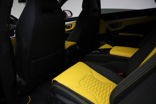 Used 2019 Lamborghini Urus for sale Call for price at Aston Martin of Greenwich in Greenwich CT 06830 18