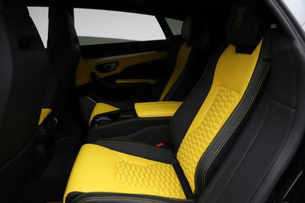 Used 2019 Lamborghini Urus for sale Call for price at Aston Martin of Greenwich in Greenwich CT 06830 19