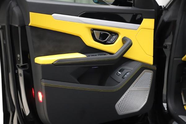 Used 2019 Lamborghini Urus for sale Call for price at Aston Martin of Greenwich in Greenwich CT 06830 20